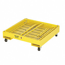 Liftable Work Platform, Fork Lift, Stl