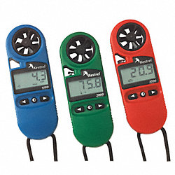 Pocket Wind Meter, K4000NV