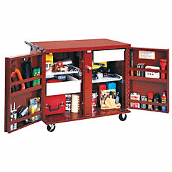 Workbench, 4 Drawer