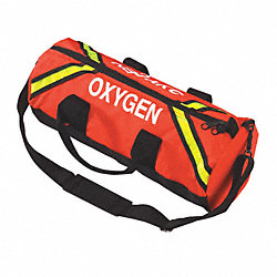 Oxygen Response Bag, Nylon, Orange