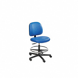Task Chair, Blue, RhinoPlus