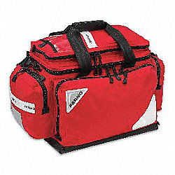 EMT Trauma Kit, Red, Dupont Cordura