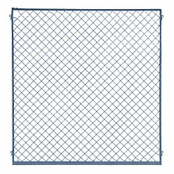 Wire Partition Panel, 8 x 5 ft.