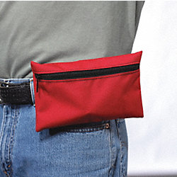Biohazard Spill Kit, Fanny Pack, Red