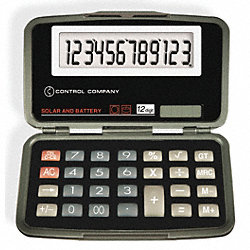 Calculator, Portable, 2-1/2 In
