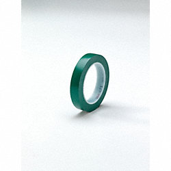 Safety Marking Tape, Roll, 3/4In W, Green