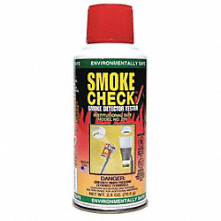 Smoke Detector Tester, 2-1/2 Oz. Spray