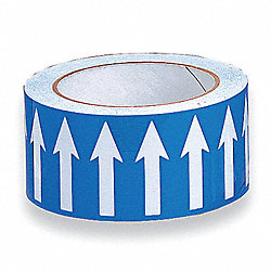 Banding Tape, Blue, 2 In. W