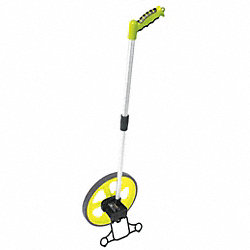 Measuring Wheel, w/Kickstand, 10 In