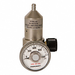 Gas Regulator, 1Lpm