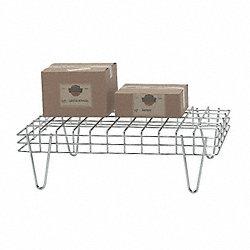 Stackable Dunnage Rack, 1400 lb., 36Wx24D