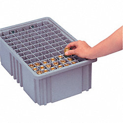 Dividable Grid Container Divider, PK 6