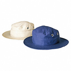 Cooling Hat, Blue, M