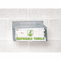 Disposable Towel Dispenser
