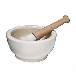 Mortar and Pestle, 125 ml
