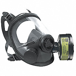 North(TM) 54500 Series CBRN Mask, M/L