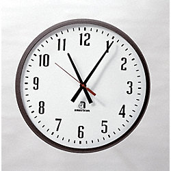 Clock, 18 In Diameter, Electric