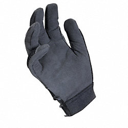 Mechanics Gloves, Gray, L, PR