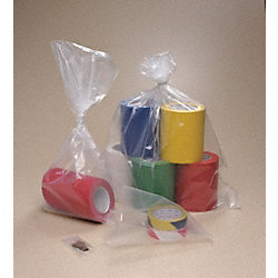 Gusseted Poly Bag, 10 In.L, 8 In.W, PK1000