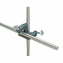 Clamp Holder, Zinc Troemner Nickel Plated