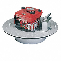 Manhole Smoke Blower, Honda
