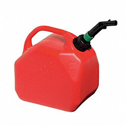 2.5 Gal CARB Compliant Gas Can