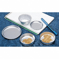 Weighing Dish, 70mL, 11/16 In. D, PK 100