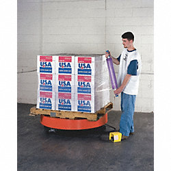 Stretch Wrap Machine, 20 In., 115VAC