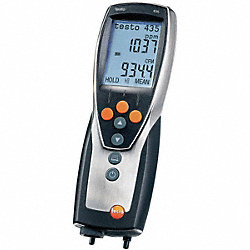 HVAC/IAQ Meter, Includes PC Software