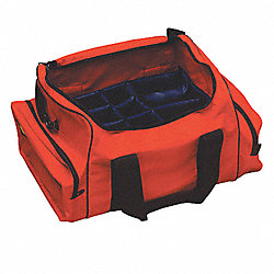 Trauma Bag, Nylon, Orange, 20