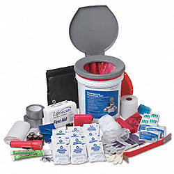 Emergency Response Kit, 25 Persons