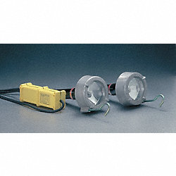 Spot Light, Sealed Beam, 50 ft.