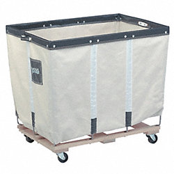 Removable Liner Truck, 20 bu, canvas