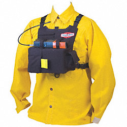 Dozer Chest Pack, Mesh Back