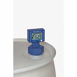 Drum Gauge, Digital, Ultrasonic, 55 gal