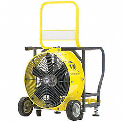 Pressure Ventilation Blower, 16 In.