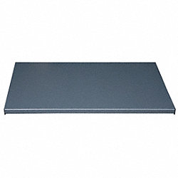 Extra Shelf, 48 x 78 In., Gray
