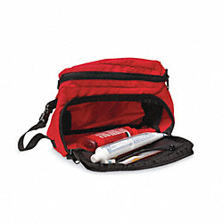 Toiletry Bag, Black, 1000D Cordura(R)